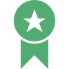 award-black-badge-with-a-star-for-sports
